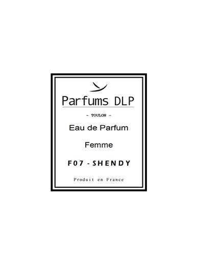 F07 - SHENDY