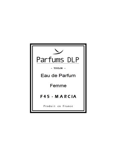 F45 - MARCIA