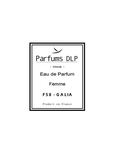 F58 - GALIA