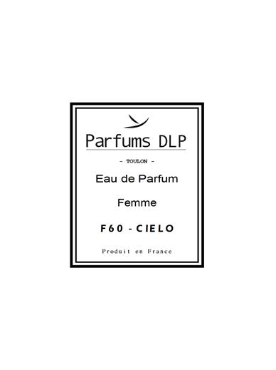 F60 - CIELO  - série limitée