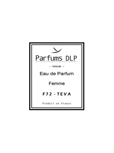 F72 - TEVA  - série limitée