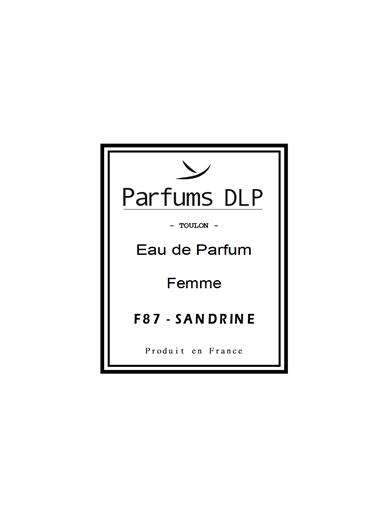 F87 - SANDRINE - série limitée